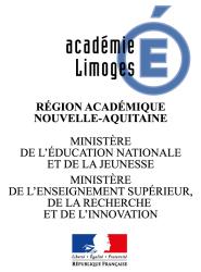 logo académie de         Limoges